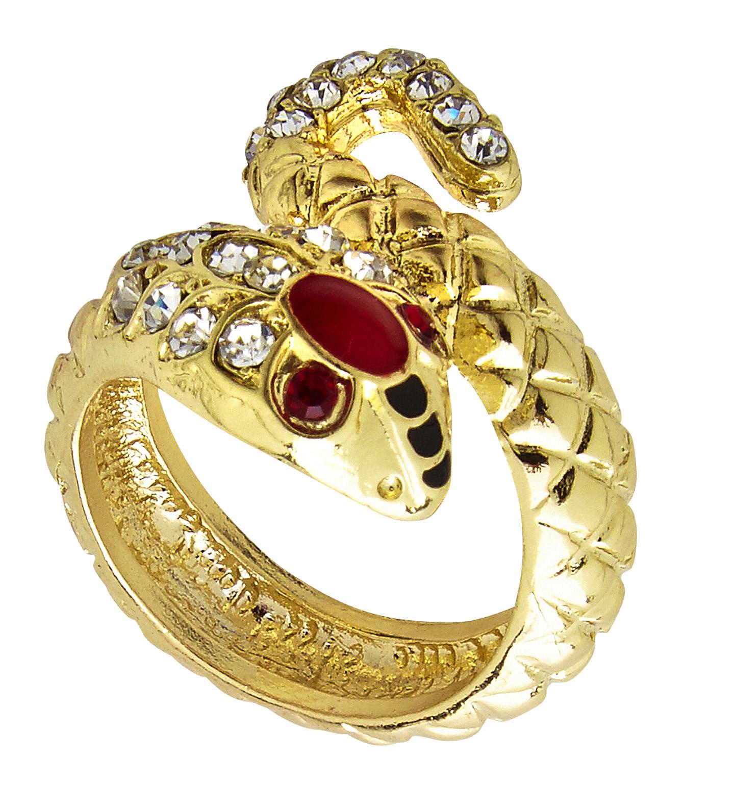 Αποκριάτικο Δαχτυλίδι Κλεοπάτρας