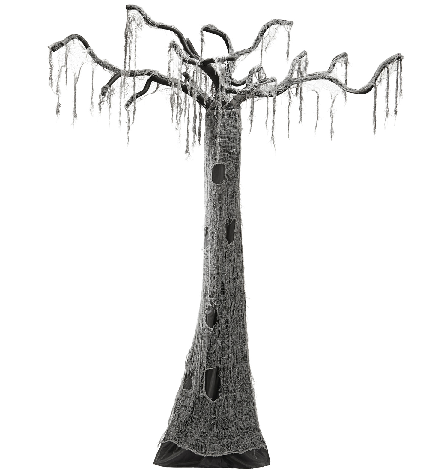 Αποκριάτικο Διακοσμητικό Δέντρο Τρόμου 280cm