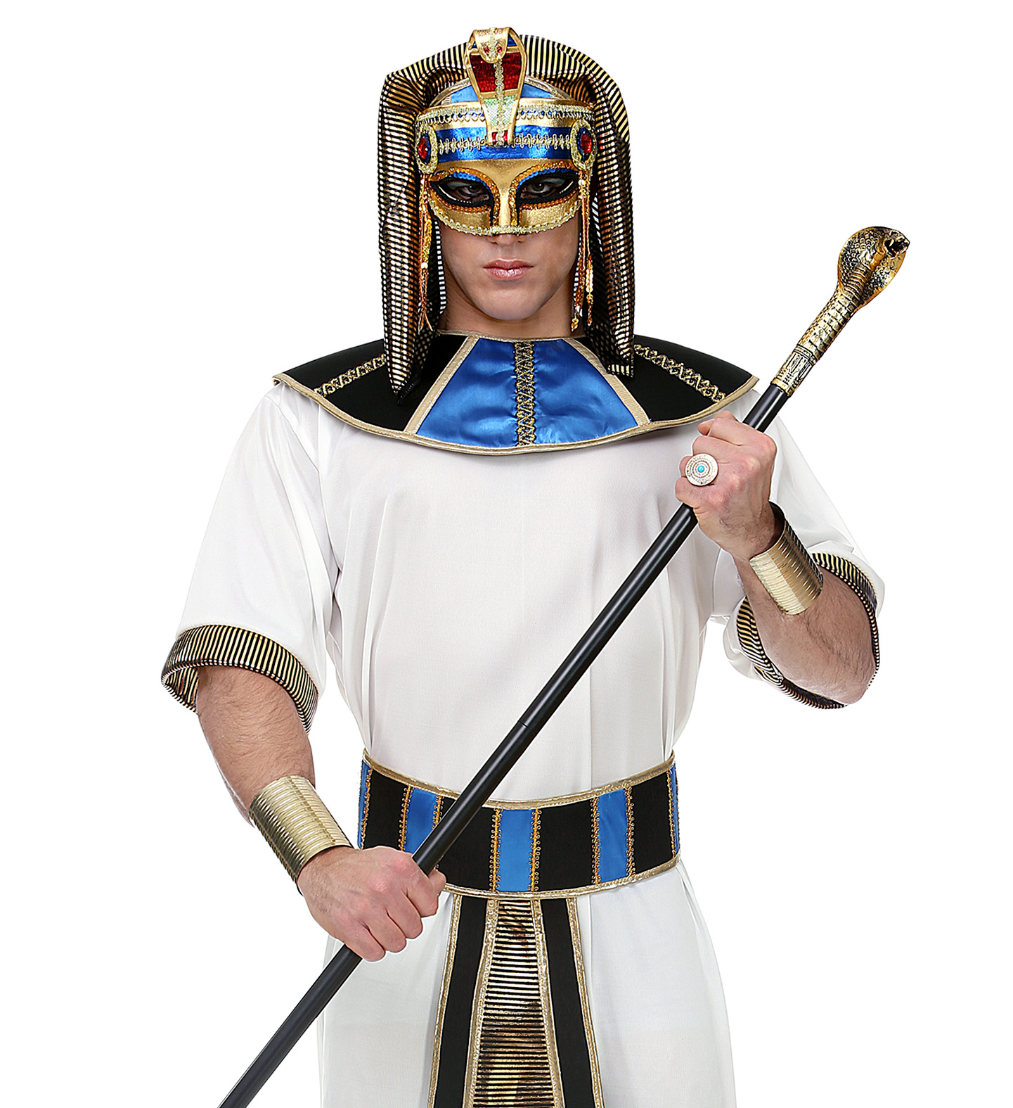 Αποκριάτικη Μάσκα Ματιών Φαραώ