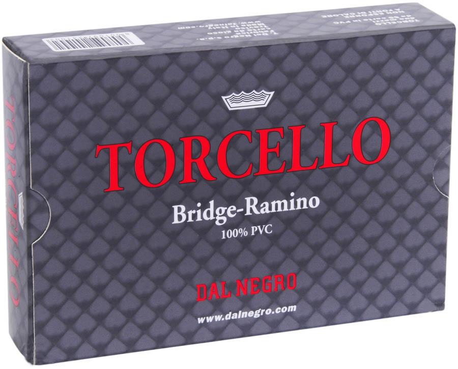 Σετ Πλαστικές Τράπουλες Dal Negro Torcello