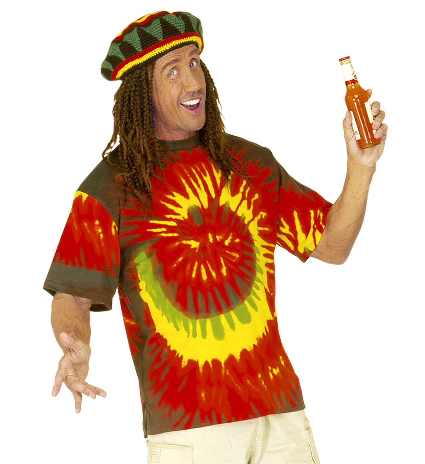 Αποκριάτικη Μπλούζα Τζαμαικανού