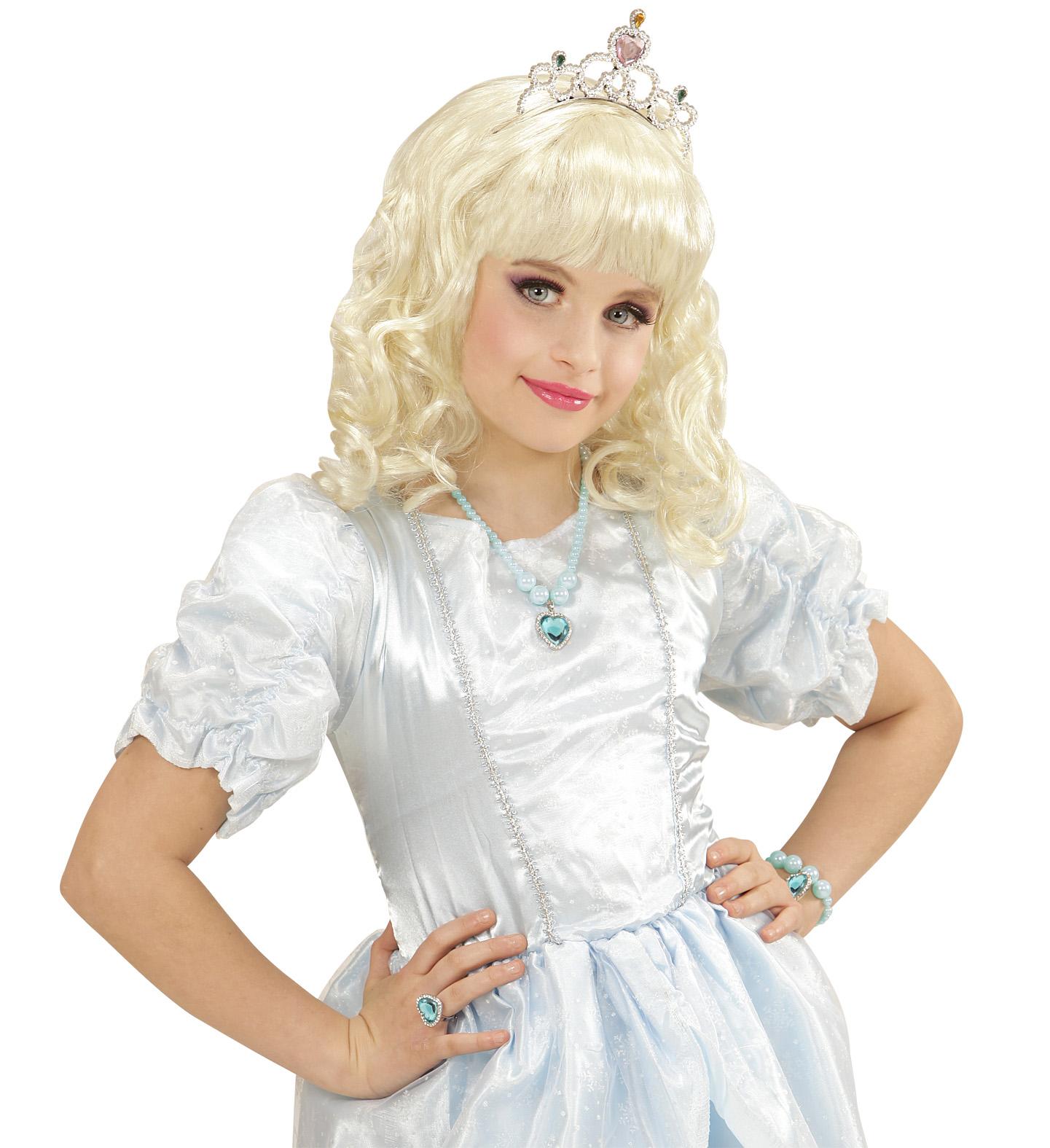 Αποκριάτικο Σέτ Πριγκίπισσας