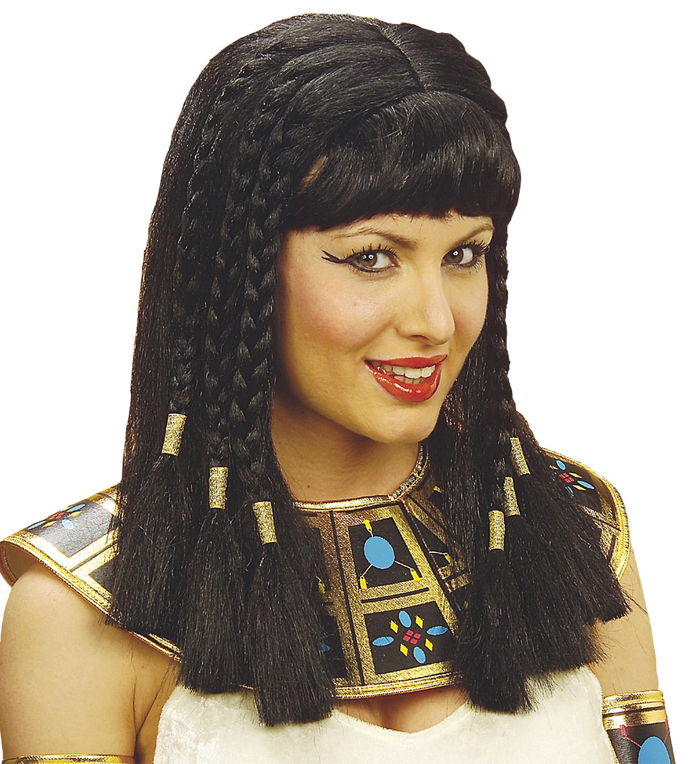 Halloween Wig Cleopatra