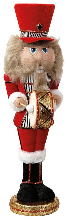 Christmas Decorative Nutcracker 15 x 20 x 61(h)cm