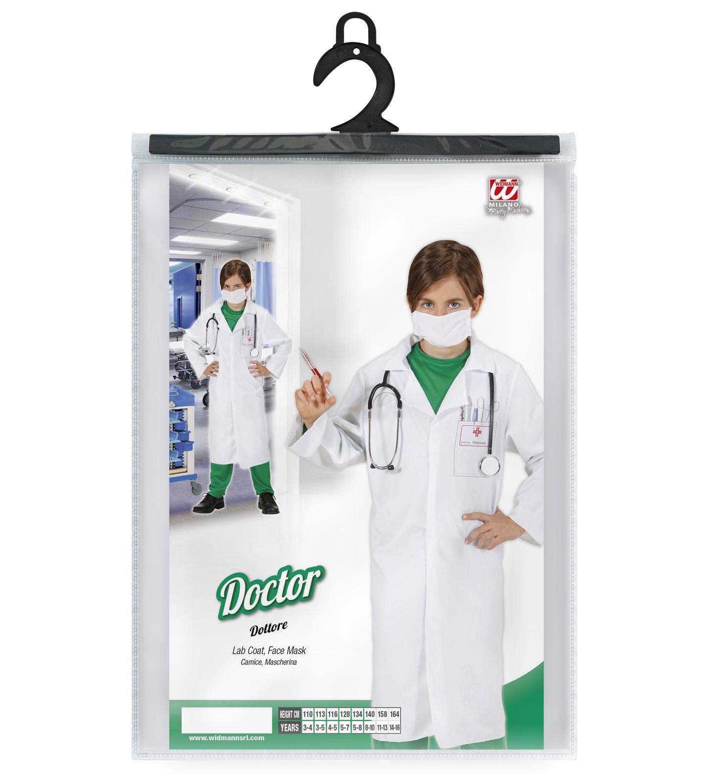 94d0c305043 Αποκριάτικη Στολή Γιατρός