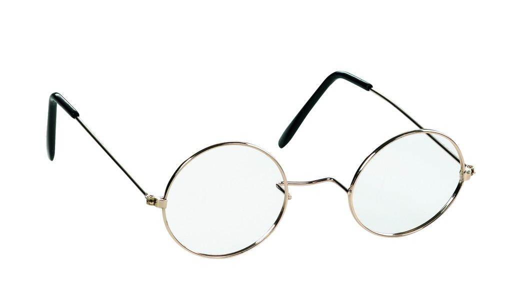 Στρογγυλά Αποκριάτικα Γυαλιά