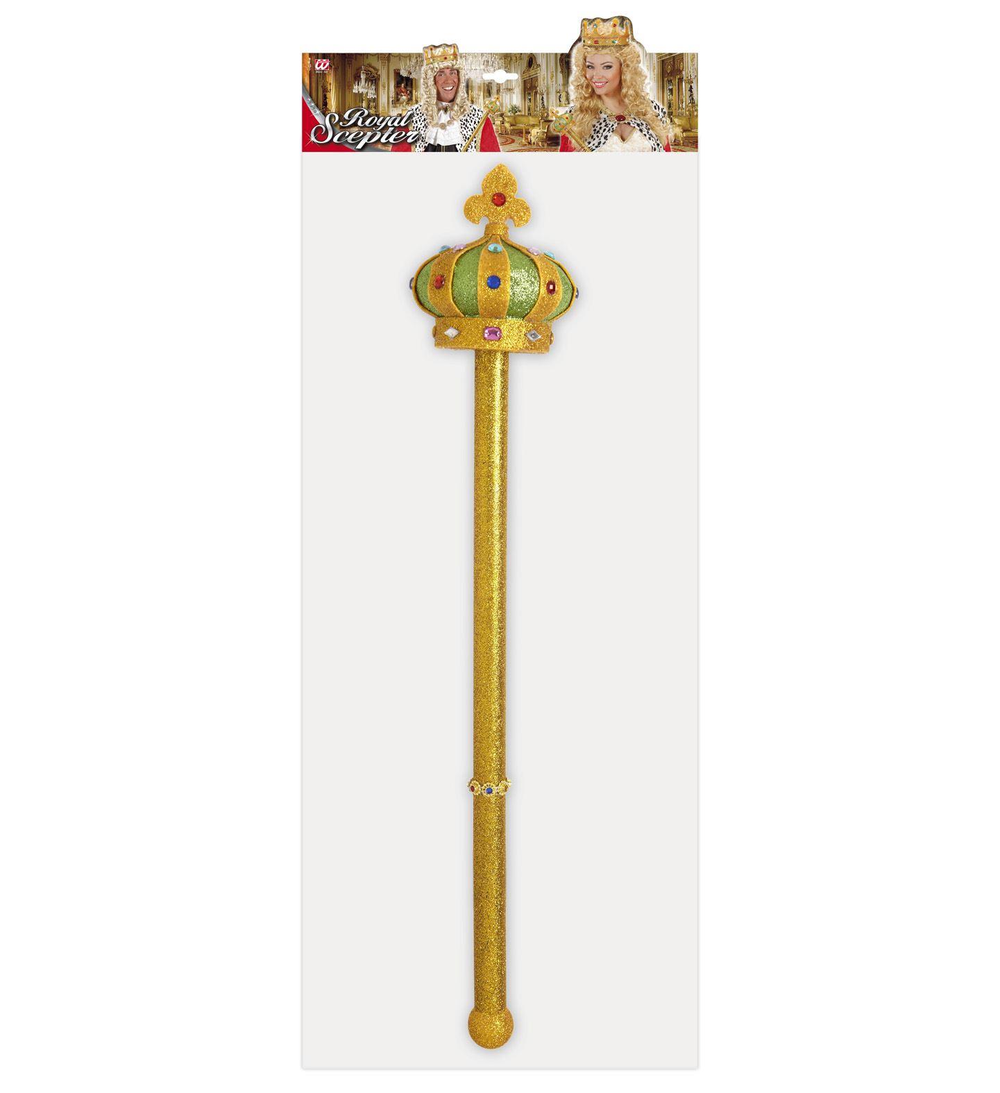 Αποκριάτικο Σκήπτρο Βασιλιά 57cm