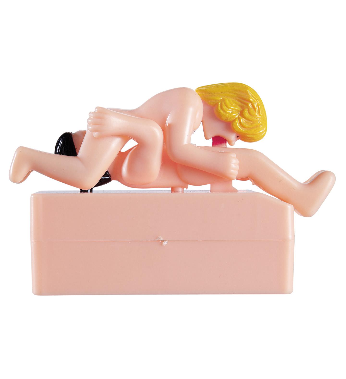 Αποριάτικες Φιγούρες Sex Με Κίνηση (4 Σχέδια, Πωλούνται Χωριστά)