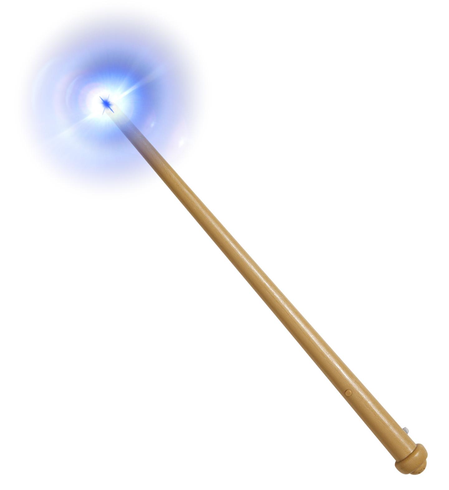 Μαγικό Αποκριάτικο Ραβδί Με Φώς 36cm