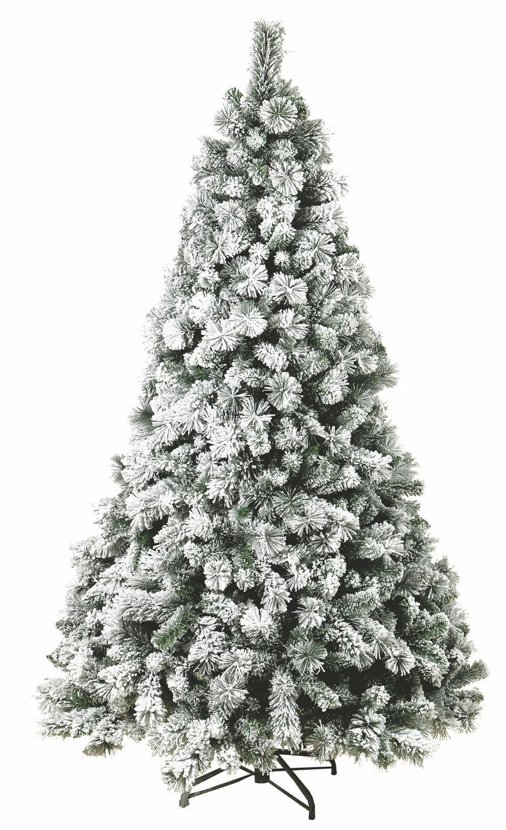 Χιονισμένο Χριστουγεννιάτικο Δέντρο 180cm