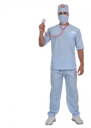 Αποκριάτικη Στολή Γιατρός