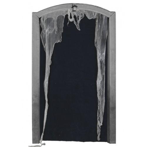 Αποκριάτικος Διακοσμητικός Ιστός Πόρτας 120 x 60cm
