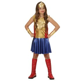 Αποκριάτικη Στολή Wonder Girl