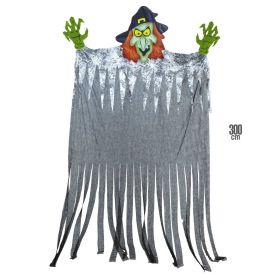 Αποκριάτικη Διακοσμητική Μάγισσα 300cm