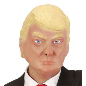 Λάτεξ Αποκριάτικη Μάσκα Donald Trump