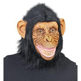 Λάτεξ Αποκριάτικη Μάσκα Χιμπατζή