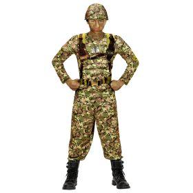 Αποκριάτικη Στολή Στρατιώτης