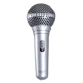 Inflatable Carnival Microphone 25cm