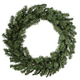 Πράσινο Χριστουγεννιάτικο Στεφάνι Ø 60cm