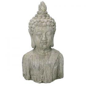 Διακοσμητικός Βούδας Τσιμέντο 14 x 10 x 26(h)cm