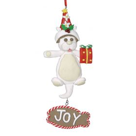 HANGING candy Christmas ornaments 18cm