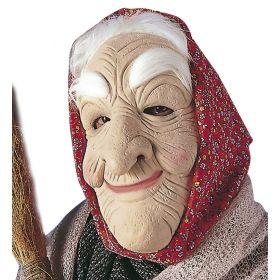 Λάτεξ Αποκριάτικη Μάσκα Γιαγιάς