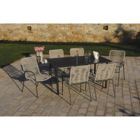 Dining Set 7 Pieces