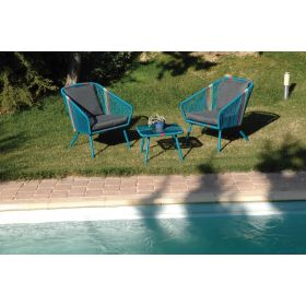 Seating String Set With Aluminum Frame