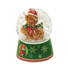 Χριστουγεννιάτικη Χιονόμπαλα 4.5 x 6.5(h)cm