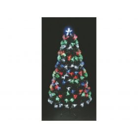 OPTIKAL CHRISTMAS TREE WITH PROGRAM thermal and color light,150 (H) cm