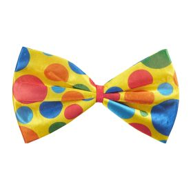 Grand Carnival clown bow tie