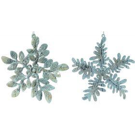 Pvc Κρεμαστό Χριστουγεννιάτικο Στολίδι 12(h)cm