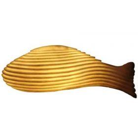 Φωτιζόμενο Διακοσμητικό Ψάρι 29.5 x 12.3 x 10(h)cm