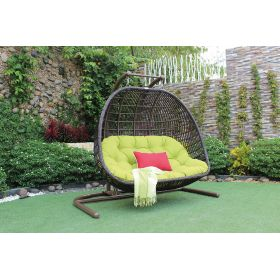 Rocking lounger Rattan