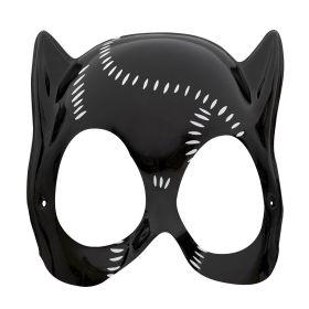 Πλαστική Αποκριάτικη Μάσκα Γάτας