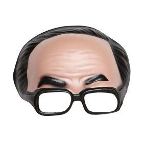 Πλαστική Αποκριάτικη Μάσκα Μεταμφίεσης