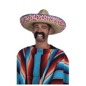 Αποκριάτικο Μουστάκι Μεξικάνου
