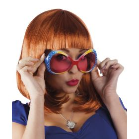 Αποκριάτικα Πολύχρωμα Γυαλιά