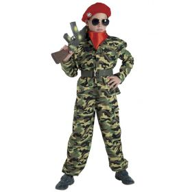 Special Forces Costumes