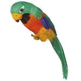 Πράσινος Αποκριάτικος Παπαγάλος