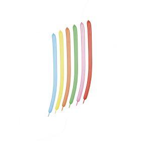 Μπαλόνια Κατασκευής 5 cm ,Σέτ 6 Τεμαχίων