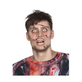 Halloween Quarterly Contact Lenses Zombie