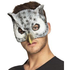 Αποκριάτικη Μάσκα Κουκουβάγιας