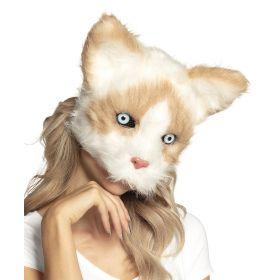 Αποκριάτικη Μάσκα Γάτα