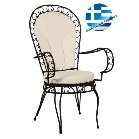 Pillows For wrought-iron chairs