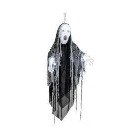 Αποκριάτικο Διακοσμητικό Φάντασμα Με φως 110cm