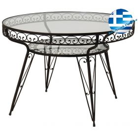 Metal - wrought-iron Garden furniture Greek Construction
