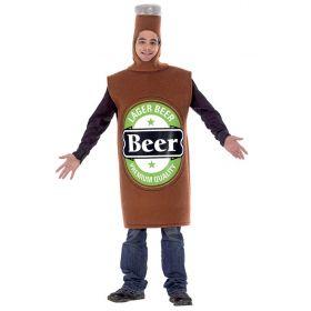 Halloween Costume Beer
