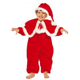 Χριστουγεννιάτικη Στολή Άγιος Βασίλης Μπεμπέ