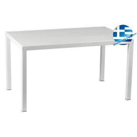 ΣΤΑΘΕΡΟ ΠΑΡΑΛ/ΜΟ ΤΡΑΠΕΖΙ POLLYWOOD 180 x 100 x 72(H)cm